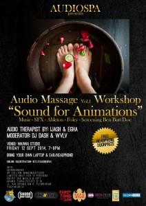 workshop audiospa hires